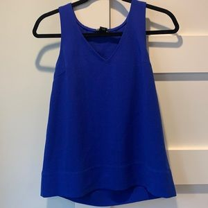 Club Monaco sleeveless blouse